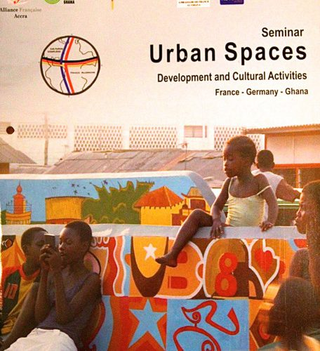URBAN SPACES -Flyer